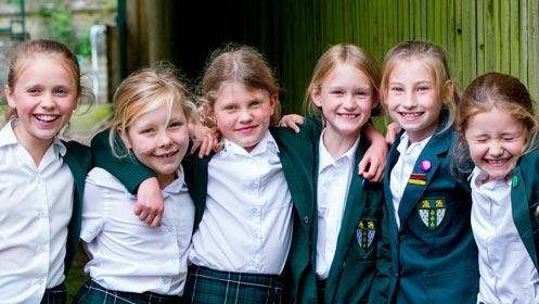Friends at Chard School