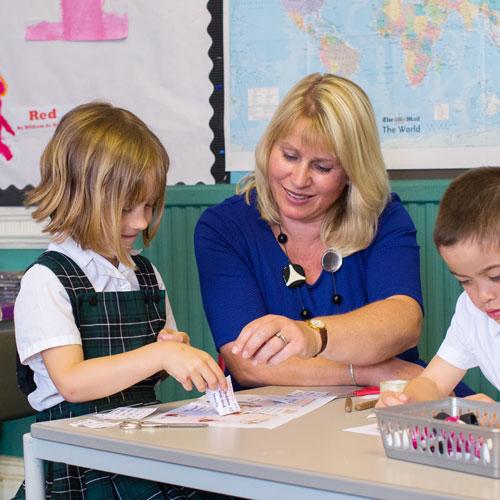 Chard School Head Teacher Katie Hill