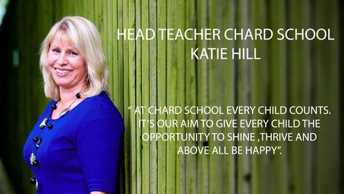 Chard School Headteacher