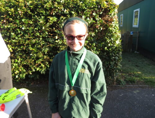 Stockland Cross Country Success