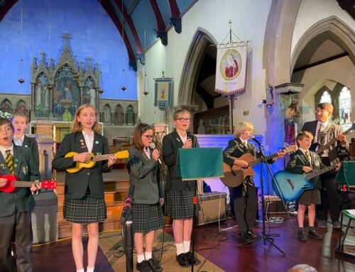 Prize Giving and Music Concert